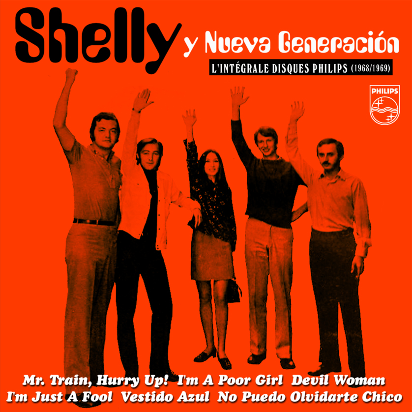 ENTRE MUSICA  SHELLY y NUEVA GENERACION - L Intégrale disques ... 047e3687208