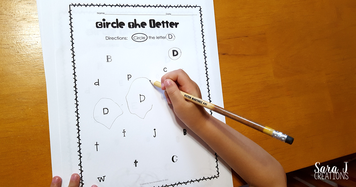 ABC printable pages make a quick and easy way to practice the alphabet. 4 different versions to make practicing upper and lowercase letter more fun!