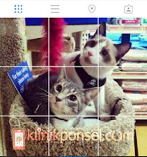 Cara Membuat Foto Puzzle di Instagram