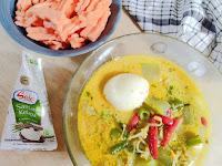 Resep Masak Telur dan Sayur Labu Siam Santan