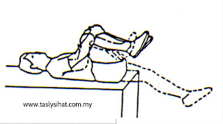 Senaman sakit belakang