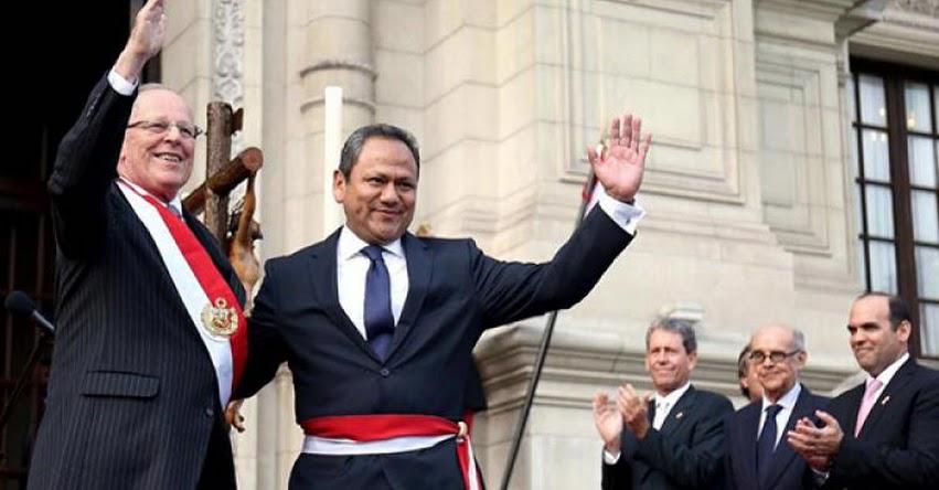 Mariano González, exministro de Defensa de PPK habría recibido dinero de Odebrecht por asesorías simuladas