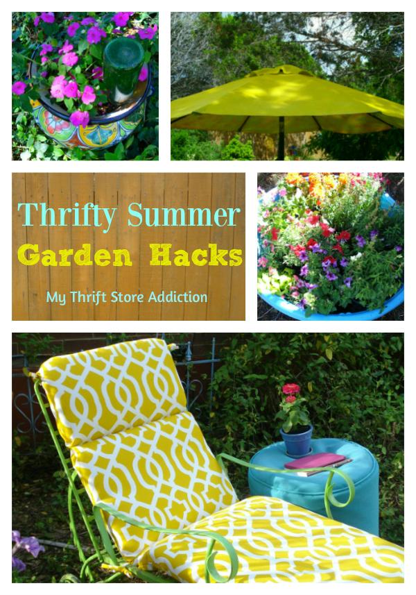 Summer garden hacks