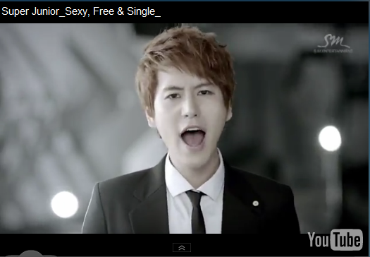 Gak Sadar Utingnya Keliatan: About My Life : Fakta MV SEXY, FREE AND SINGLE Super Junior