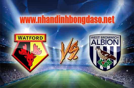 Nhận định bóng đá Watford vs West Bromwich(WBA), 02h45 ngày 05/04