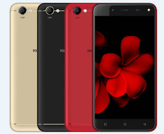 Karbonn Titanium Frames S7 Launched, The Animate Existence Inwards This Cost Segment