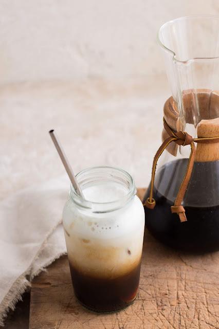 Latte glacé