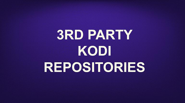 Update Lastest Address URL For Best Kodi Repositories 2017