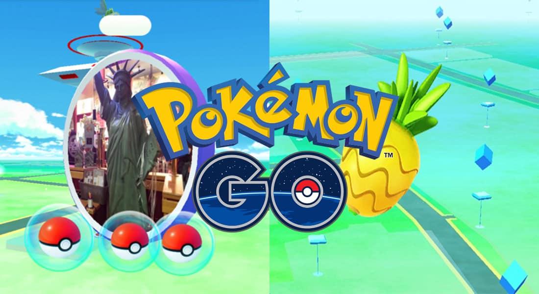 Pokémon GO experimenta problemas con la baya Pinia, Niantic está al corriente