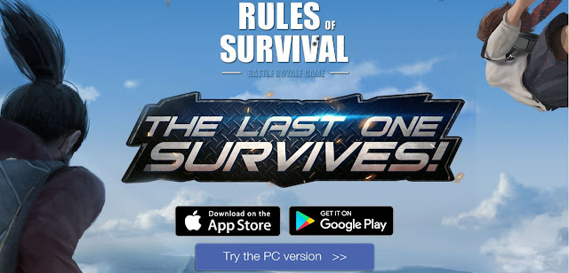 Cara Download Rules of Survival di PC Tanpa Emulator Android