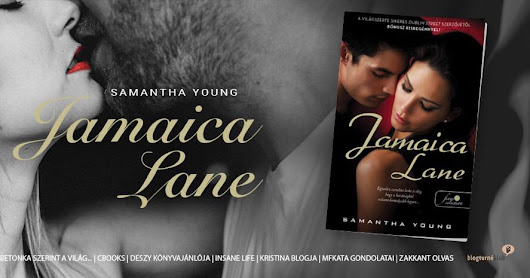 Samantha Young: Jamaica Lane ¤ blogturné