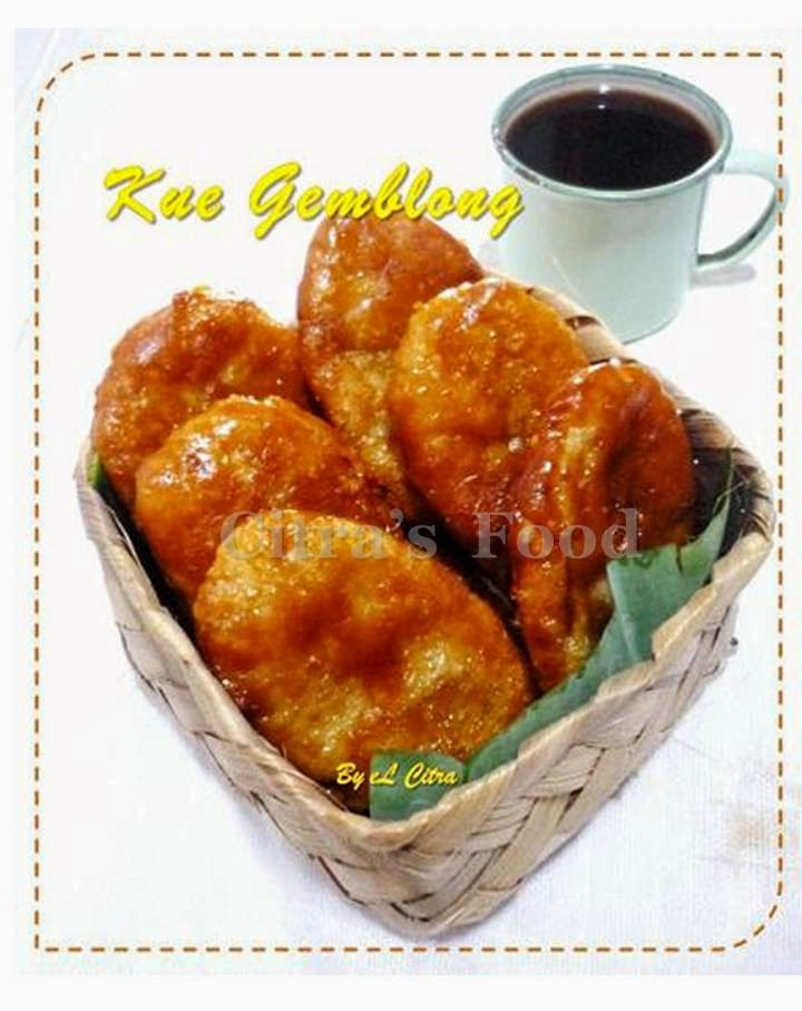 Indonesian Rice Cake Recipe