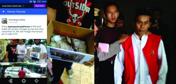 Didenda 500 Juta Gara2 Curi Kayu Sebatang, Warga Tuban Galang Dana Untuk Kakek Parman