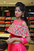 Naziya Khan bfabulous in Pink ghagra Choli at Splurge   Divalicious curtain raiser ~ Exclusive Celebrities Galleries 029.JPG