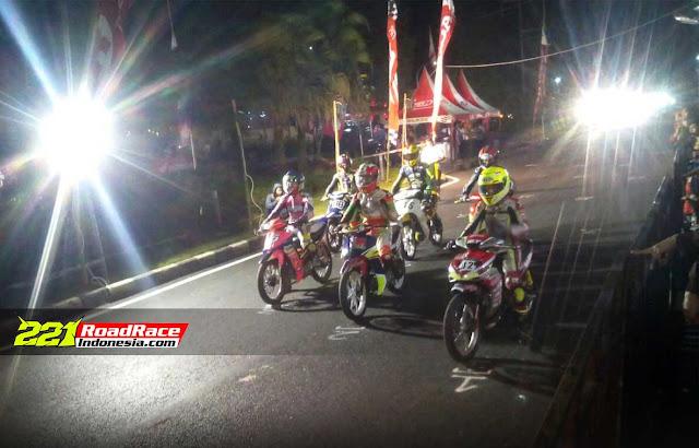 Hasil Night Race Kota Wisata Batu 2016, Pertempuran Melawan Ngantuk & Dinginnya Kota Apel