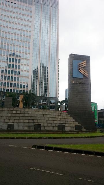 Mega Kuningan, South Jakarta - Image: Author