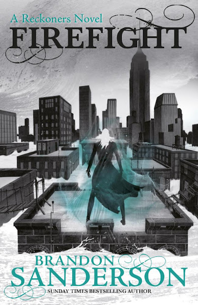 Firefight: A Reckoners Novel by Brandon Sanderson