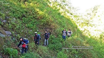 Pendakian Gunung Kelud 1.731 mdpl via Karangrejo