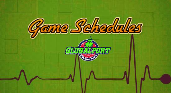 List: GlobalPort Batang Pier Game Schedules 2017-2018 PBA Philippine Cup