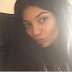 Kylie Jenner shows off her makeup-free face