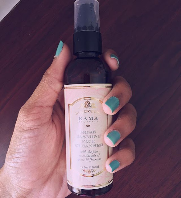 The Kama Ayurveda Rose Jasmine Face Cleanser Review Price Ingredients Availability