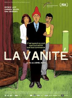 """Poster do filme """"La Vanité"""""""