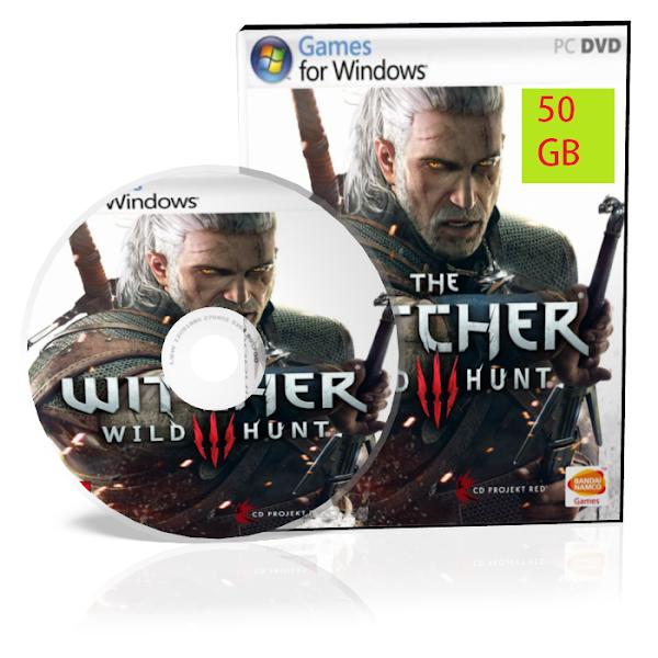 DESCARGAR The Witcher 3: Wild Hunt Multilenguaje FULL+MEGA