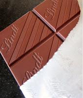 Dark lindt chocolate bar review