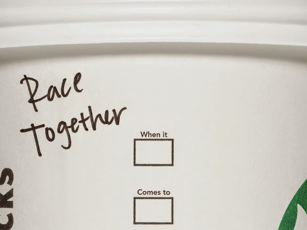Dark Roast, Flat White … Race 101? Why Starbucks' #RaceTogether Campaign Lacks Steam