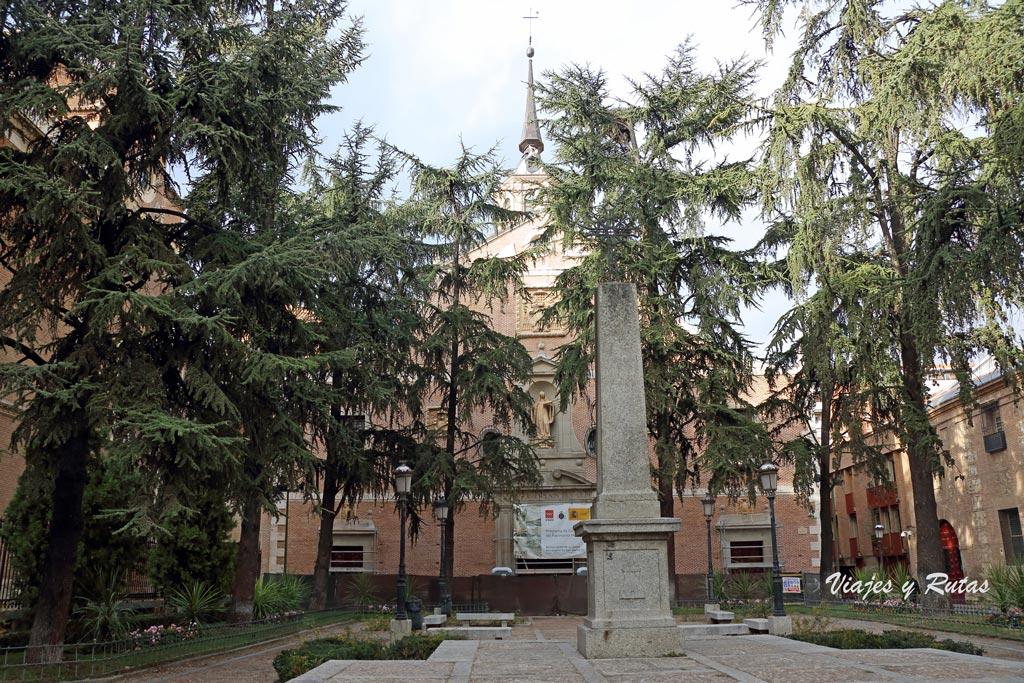 Convento de San Bernardo, Alcalá de Henares