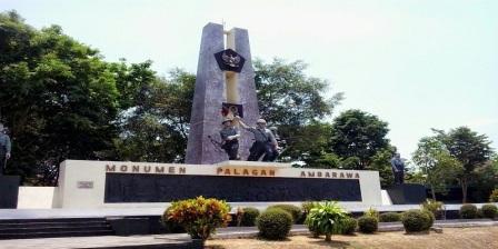 Melihat Koleksi Sejarah di Monumen Palagan Ambarawa dan museum Isdiman