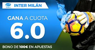 Paston Megacuota Serie A: Inter Milan vs Lazio 30 diciembre