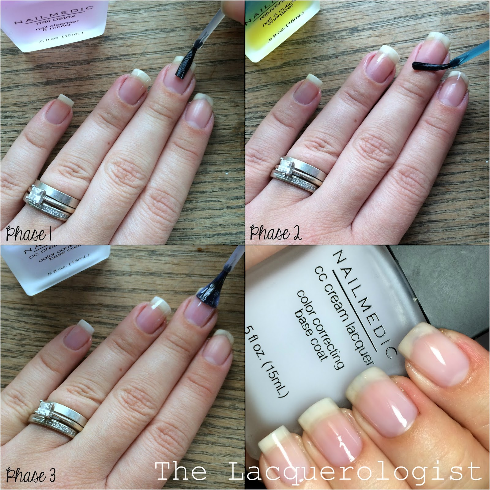 Nail Medic by Pretty Woman: A 3-Step Nail Care System Review ...