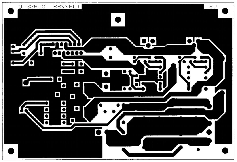 32w Hi Fi Audio Amplifier With Tda2050 Circuit Diagram