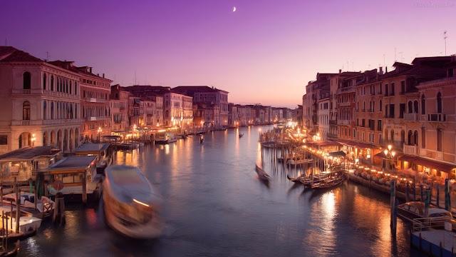 Como se locomover e andar em Veneza