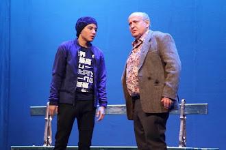 Théâtre : Les Fantômes de la rue Papillon, de Dominique Coubes - Avec Michel Jonasz, Samy Seghir - Théâtre du Gymnase