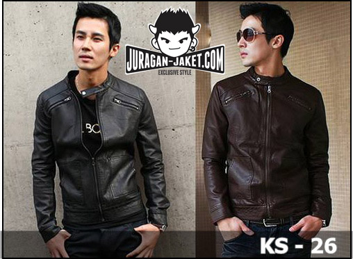jas exclusive jaket korean style  ks 26