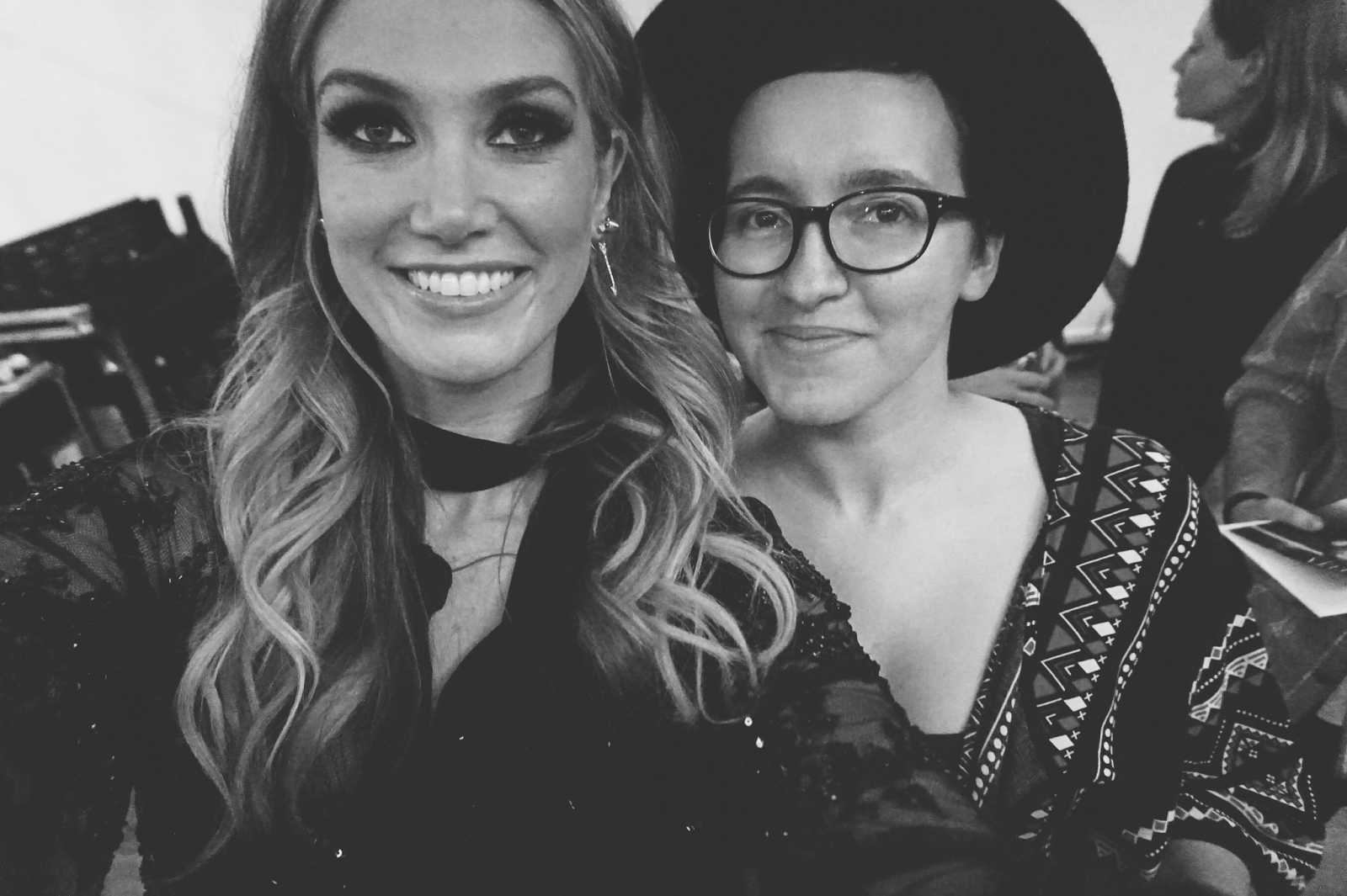Delta Goodrem, Live Music, Music, Performance, Selfie