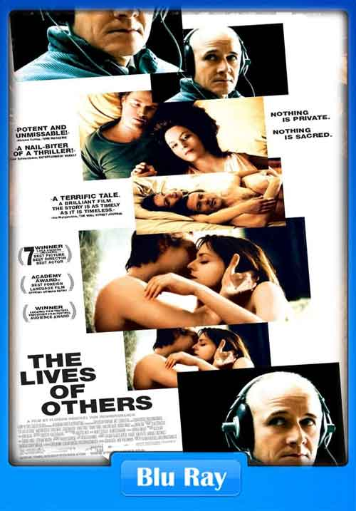The Lives of Others 2006 BluRay 480p 360MB x265 Poster