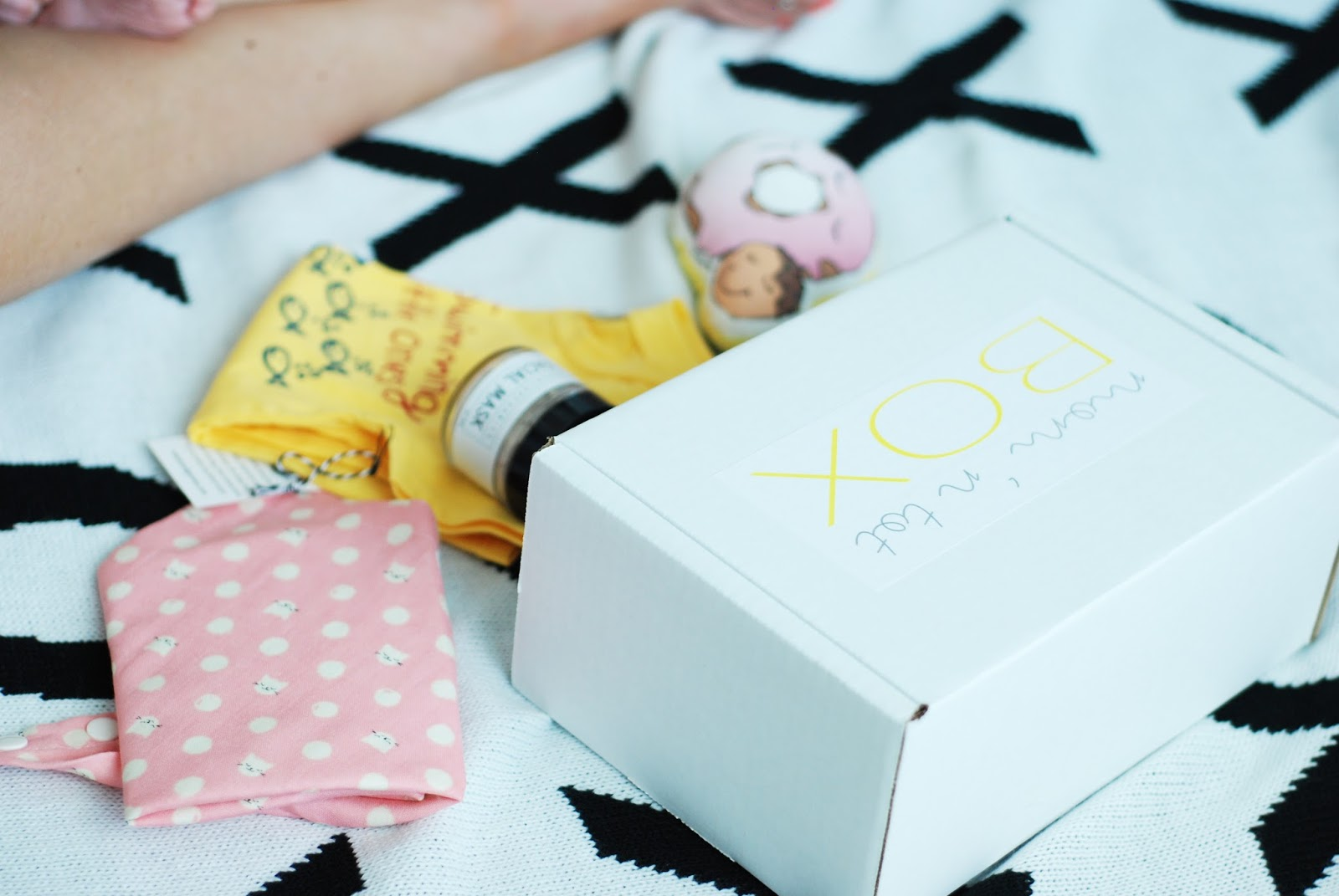 Mom and Tot Box, Subscription, Lifestyle Blogger
