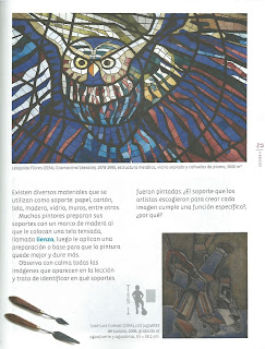 Apoyo Primaria Educación Artística 3ro. Grado Bloque II Lección 6 ¿Piedra, papel o madera?
