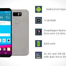 LG G6, Ponsel Android Octa-core 4G LTE Segera Dirilis