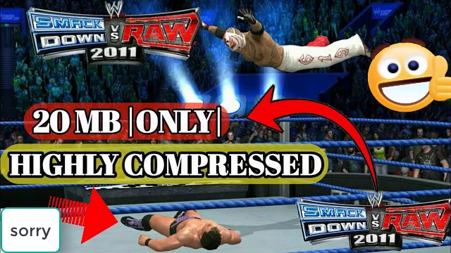 download game wwe smackdown vs raw for android
