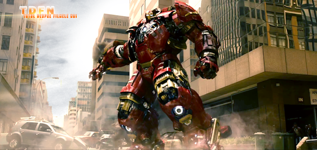 Iron Man - HulkBuster
