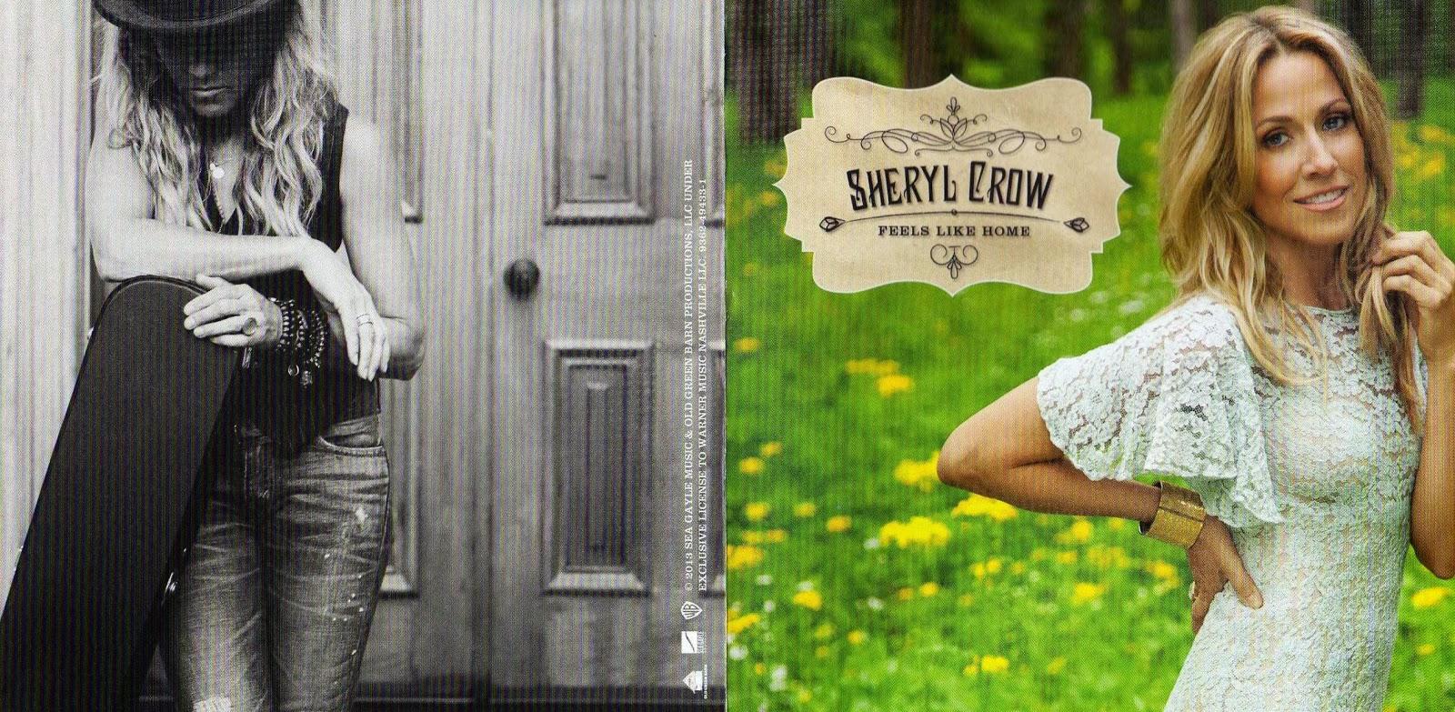encartes pop encarte sheryl crow feels like home. Black Bedroom Furniture Sets. Home Design Ideas