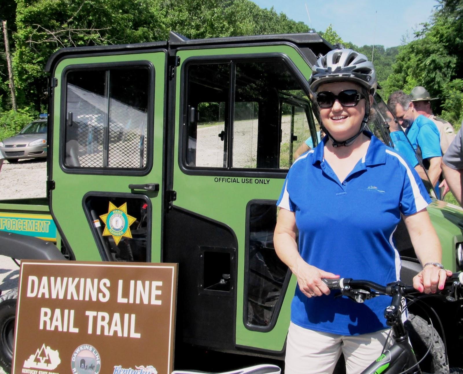 Kentucky State Naturalist's Blog: Dawkins Line Rail Trail ...