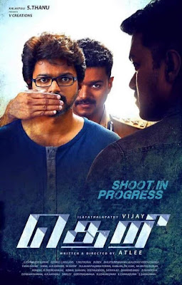Vijay Theri First Look Poster