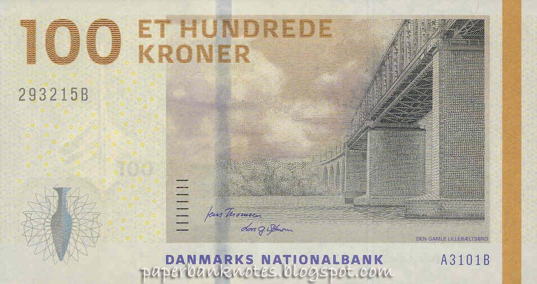 100 danish kroner in pounds