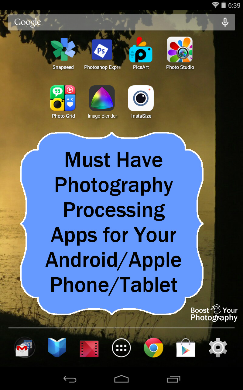Must Have Wedding Poses: Must Have Photography Processing Apps For Android/Apple