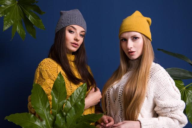 """""""O czapki warto dbać, bo przecież nie kupujemy ich na jeden sezon"""" - moja rozmowa z Anną Lohman, założycielką firmy Loman"""